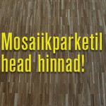 mosaiikparketil
